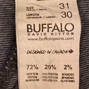Buffalo David Bitton Jeans - Buffalo David Bitton Jeans